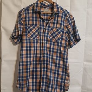 Craghoppers Jamieson short sleeved checked t-shirt